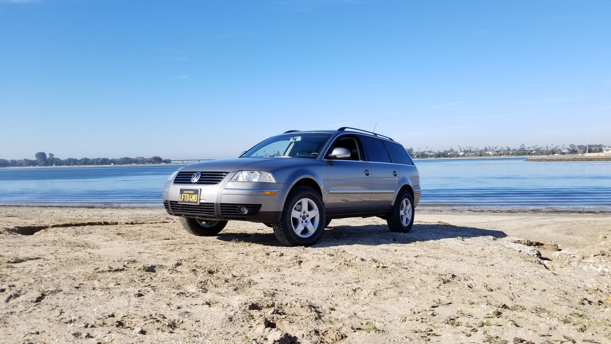 B5 A4 And Passat B5 B5 5 Front Lift Spacers Trinity Dms