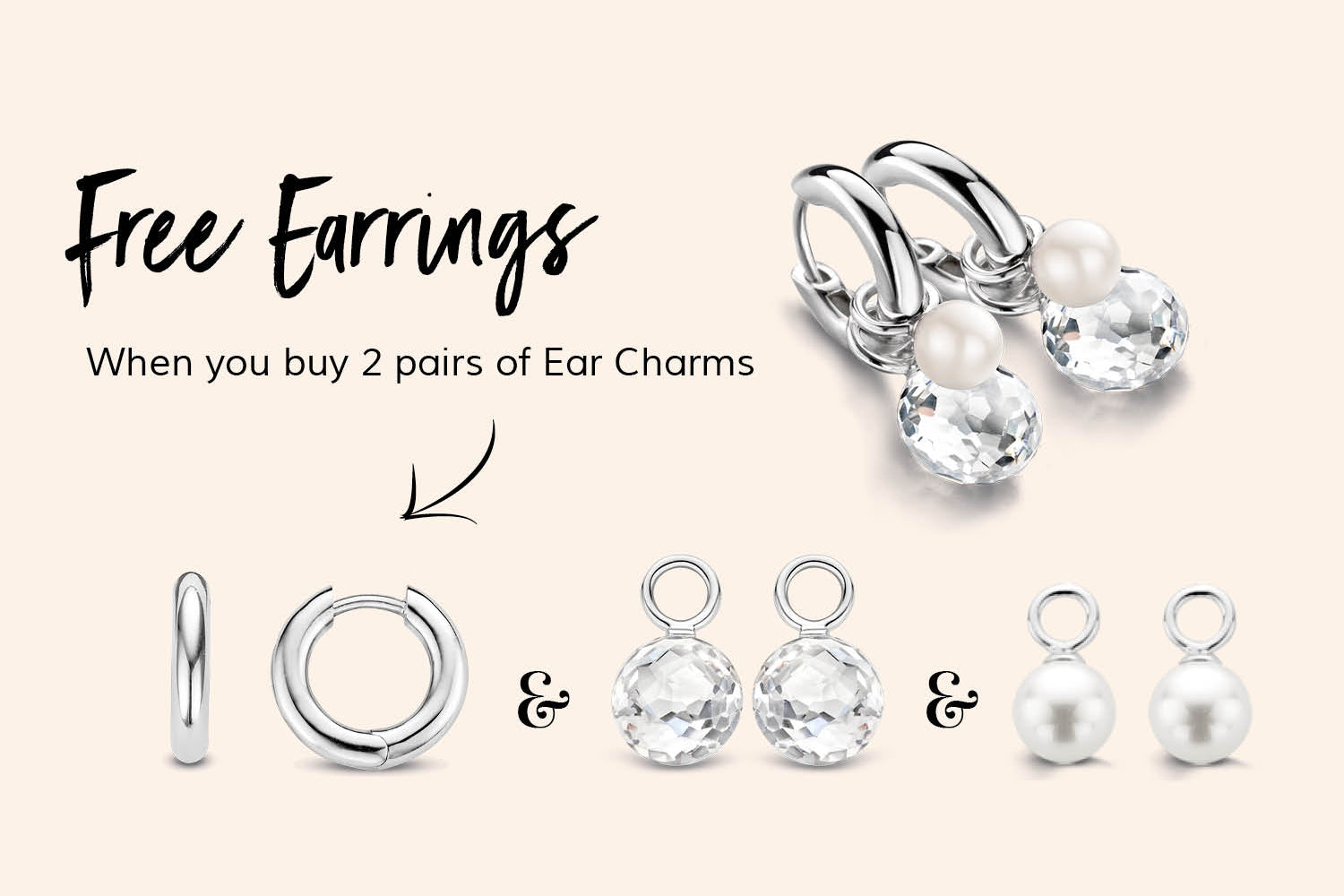 Ear Charm Promotion