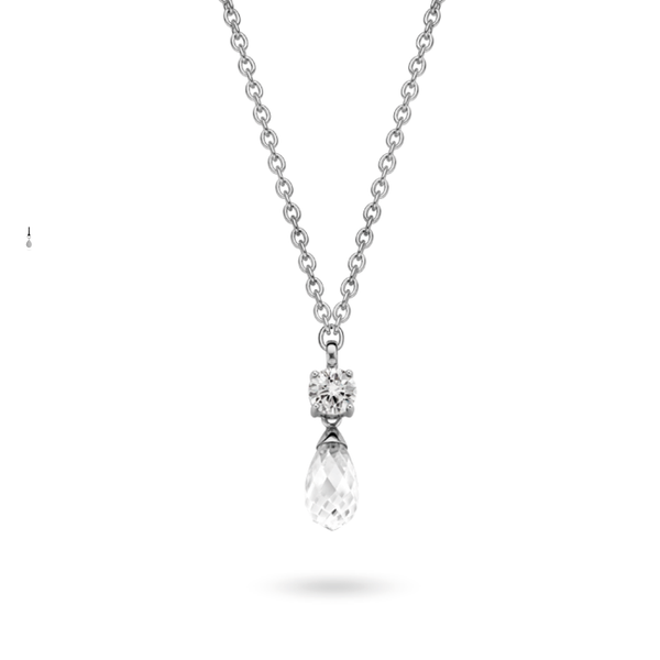 TI SENTO - Milano Necklace 3726ZI