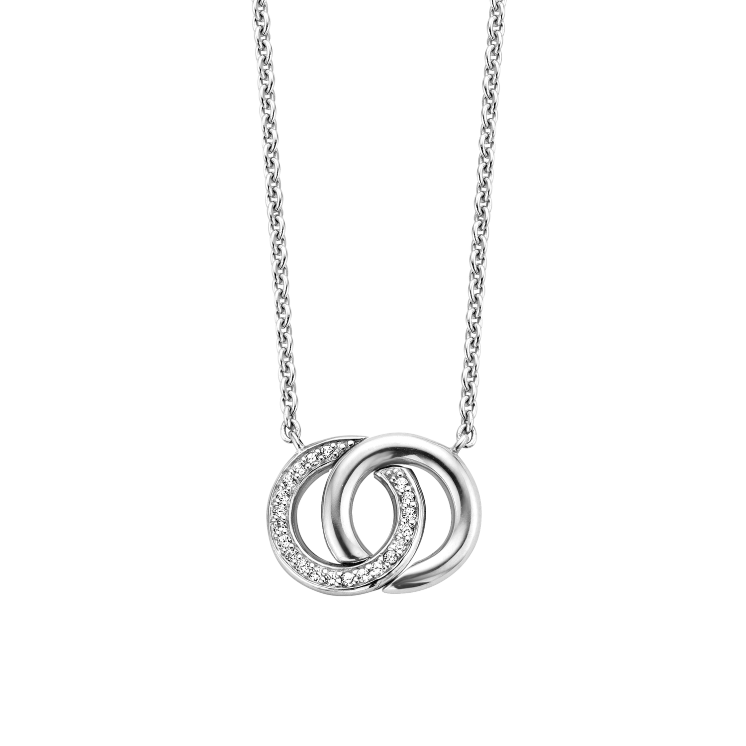 TI SENTO - Milano Necklace 3822ZI