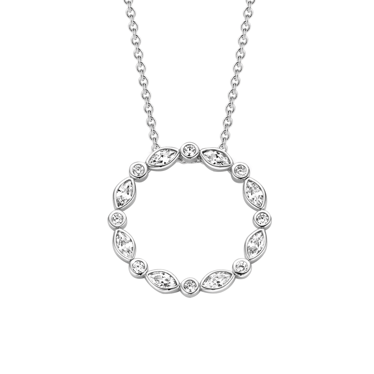TI SENTO - Milano Necklace 3834ZI
