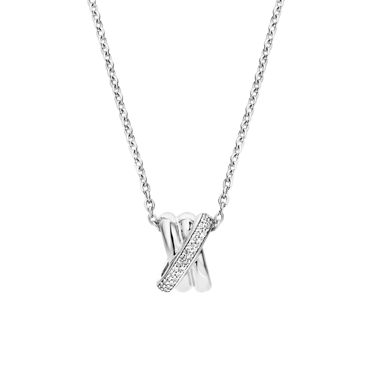 TI SENTO - Milano Necklace 3861ZI