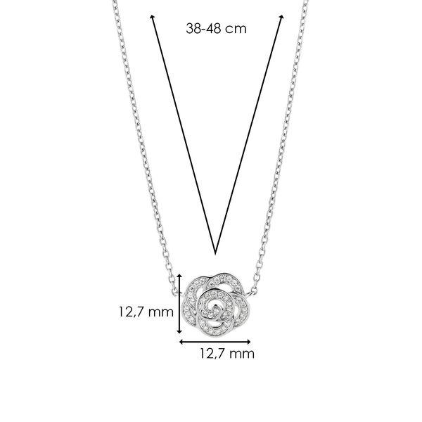 TI SENTO - Milano Necklace 3884ZI