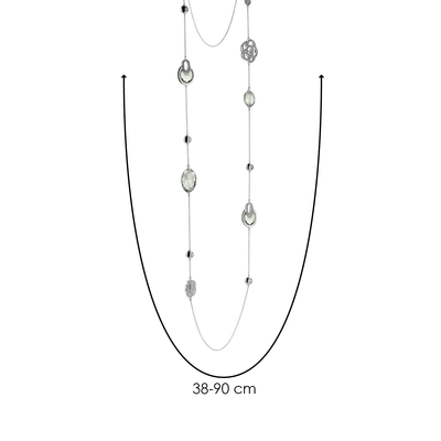 TI SENTO - Milano Necklace 3888GG