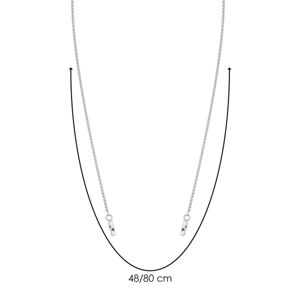 TI SENTO - Milano Necklace 3891SI