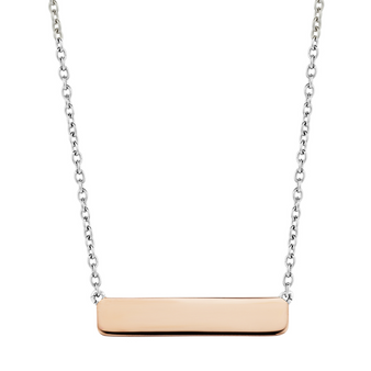TI SENTO - Milano Necklace 3893SR