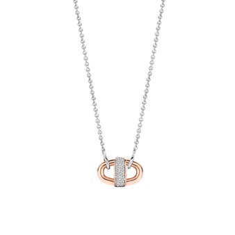 TI SENTO - Milano Necklace 3911ZR