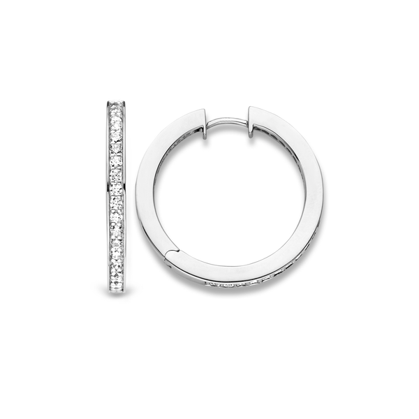 TI SENTO - Milano Earrings 7401ZI