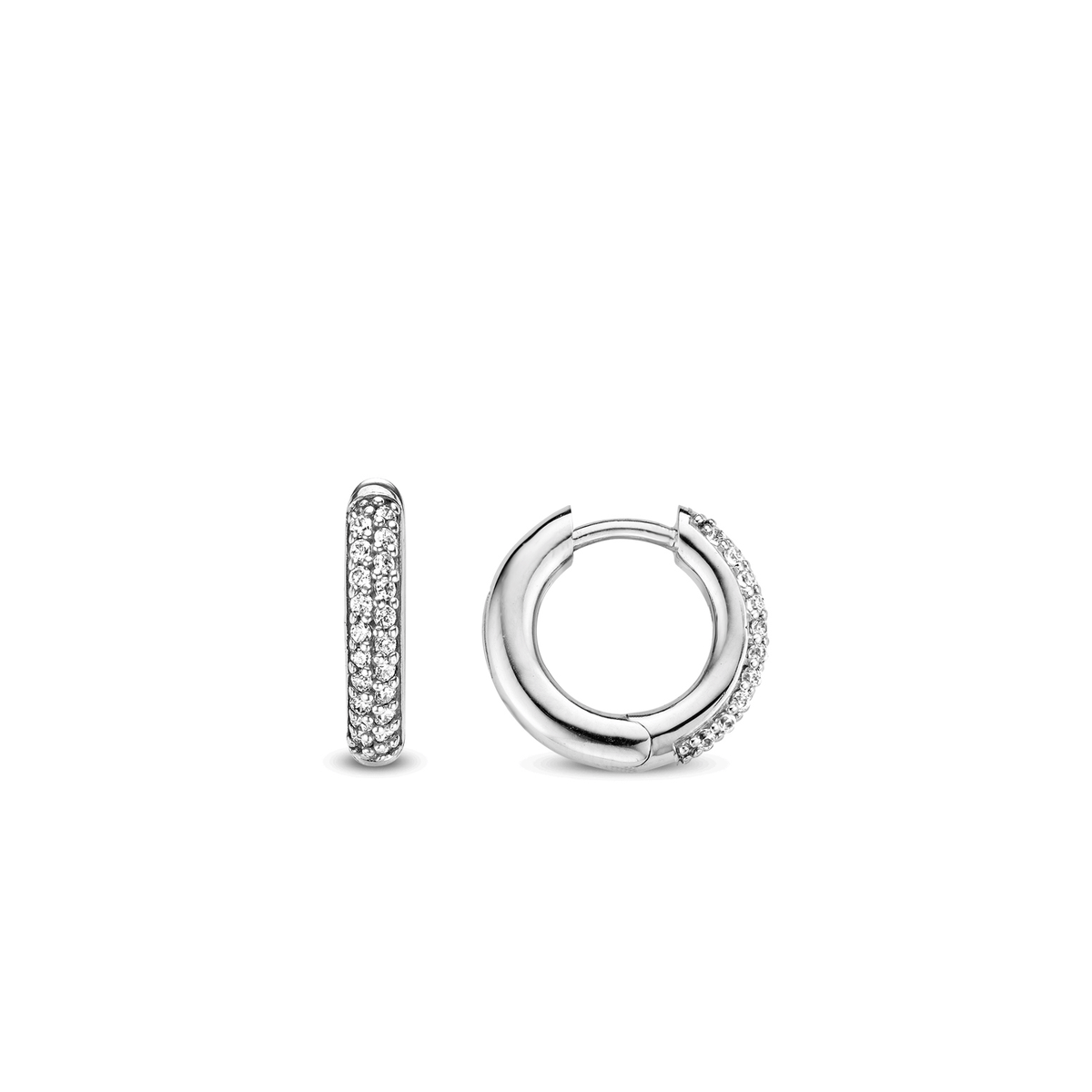 TI SENTO - Milano Earrings 7557ZI