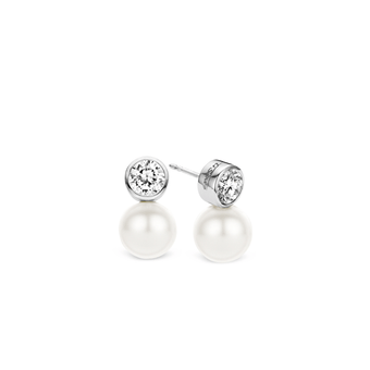 TI SENTO - Milano Earrings 7561PW