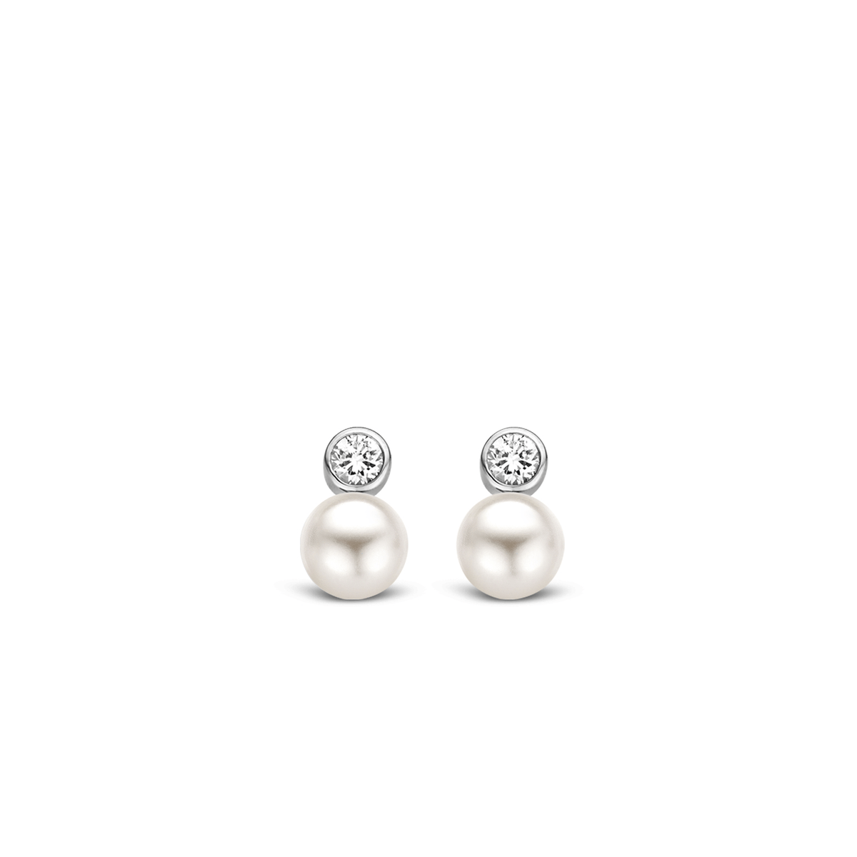 TI SENTO - Milano Earrings 7590PW