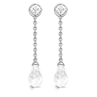 TI SENTO - Milano Earrings 7593ZI