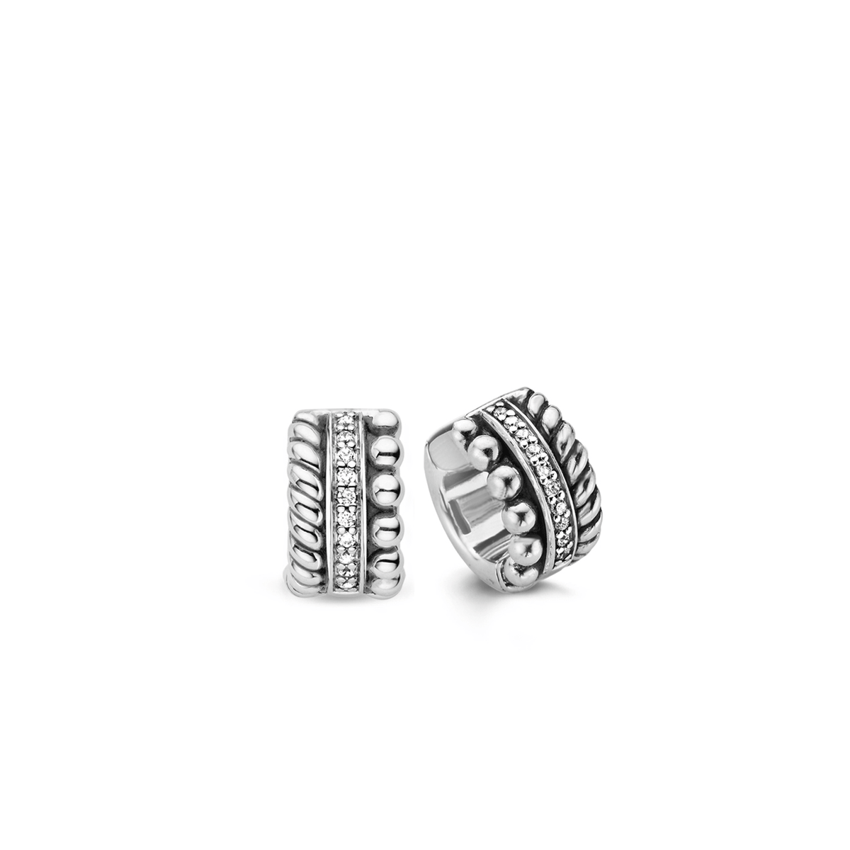 TI SENTO - Milano Earrings 7604ZI