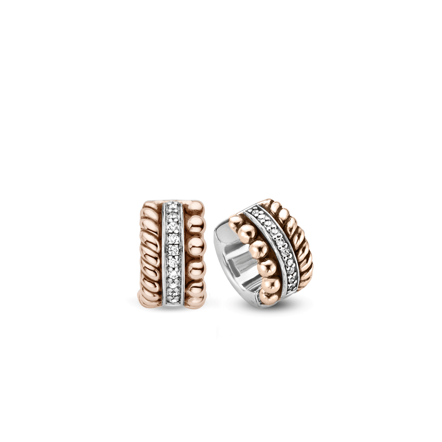 TI SENTO - Milano Earrings 7604ZR