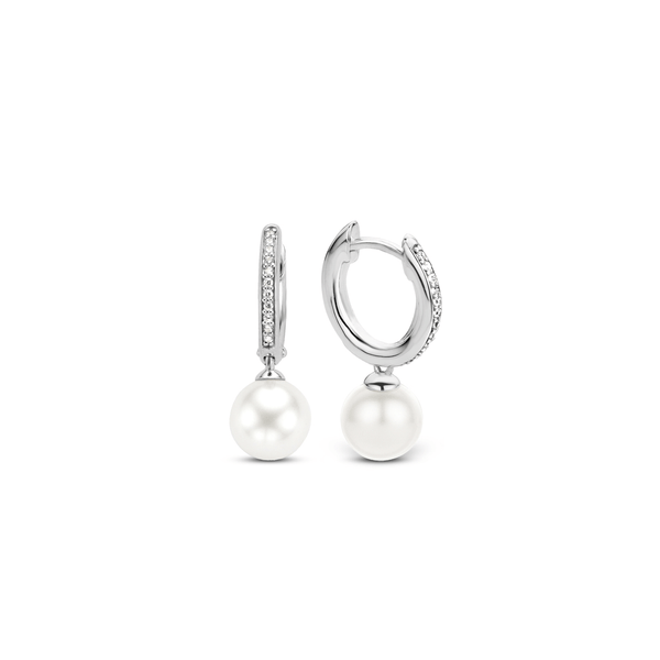TI SENTO - Milano Earrings 7696PW