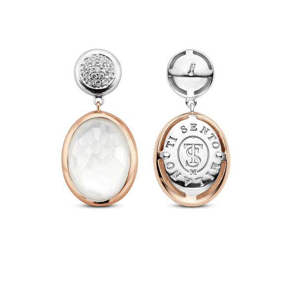 TI SENTO - Milano Earrings 7699MW