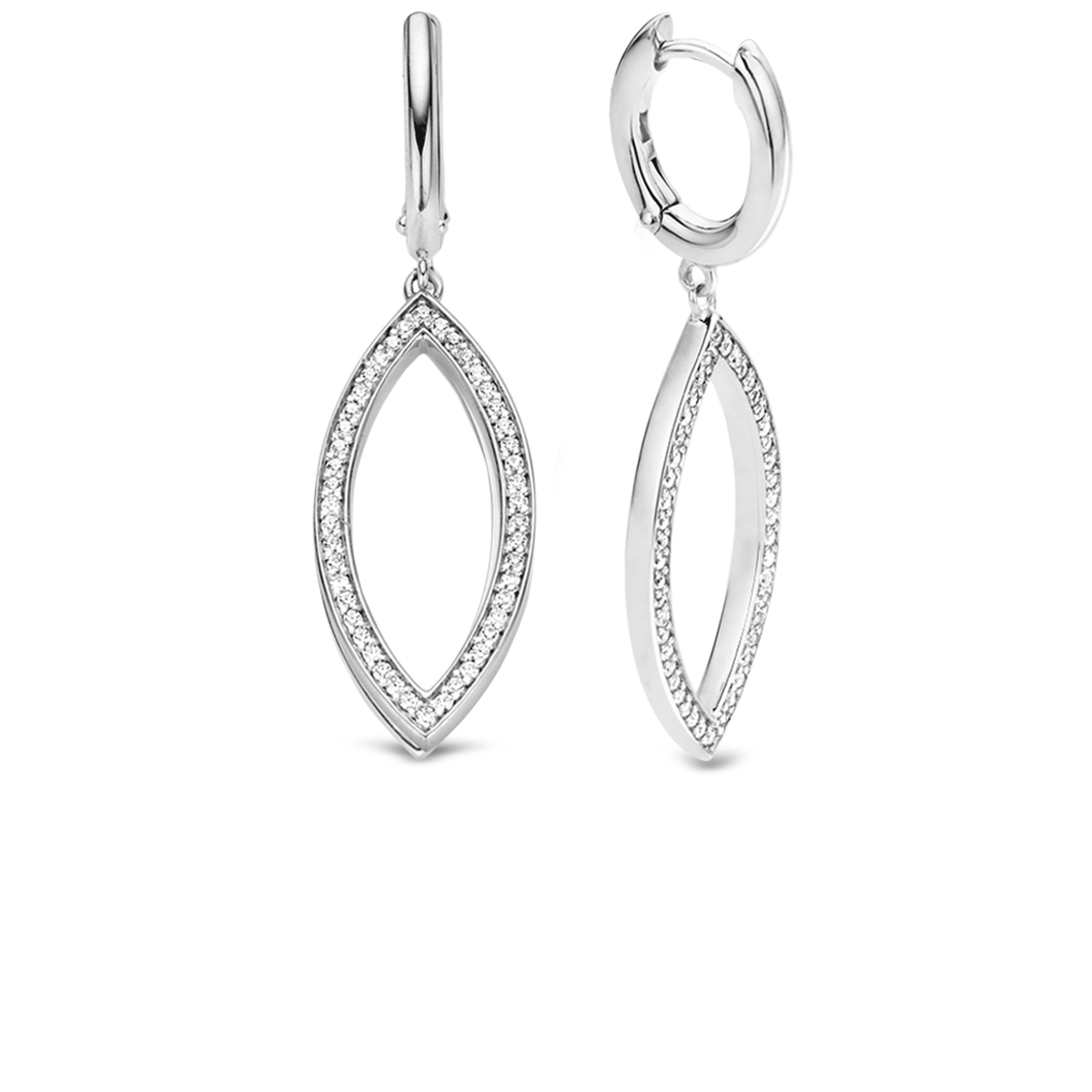 TI SENTO - Milano Earrings 7719ZI