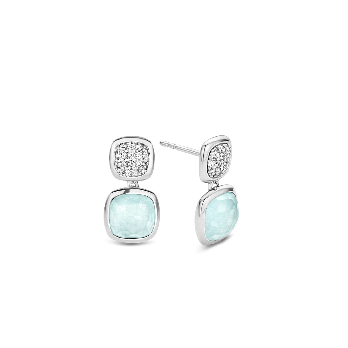 TI SENTO - Milano Earrings 7735AG