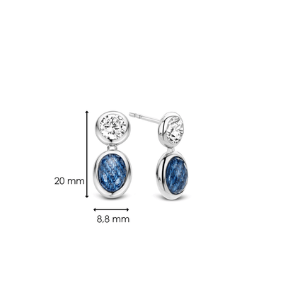 TI SENTO - Milano Earrings 7745DS