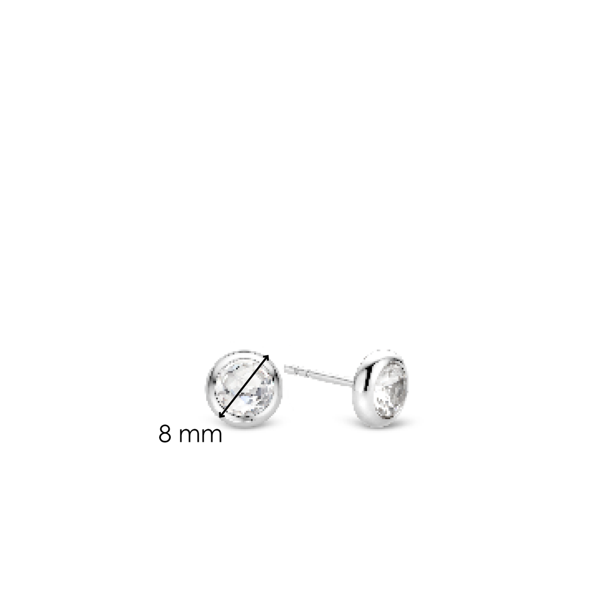 TI SENTO - Milano Earrings 7748ZI