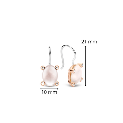 TI SENTO - Milano Earrings 7753MW