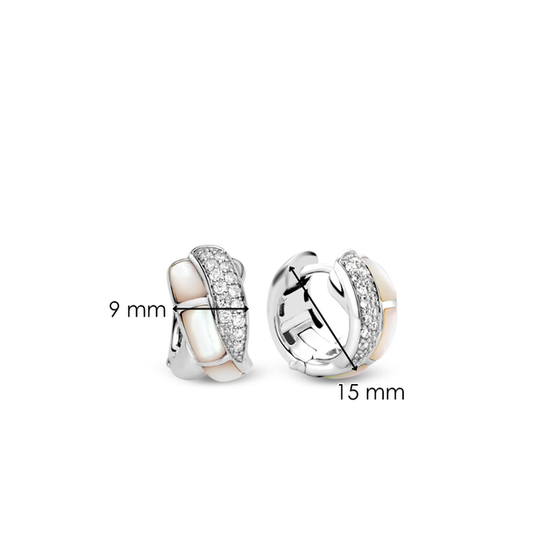 TI SENTO - Milano Earrings 7755MW
