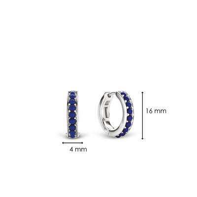 TI SENTO - Milano Earrings 7764BL