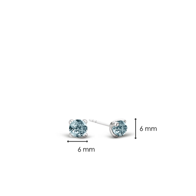 TI SENTO - Milano Earrings 7768WB