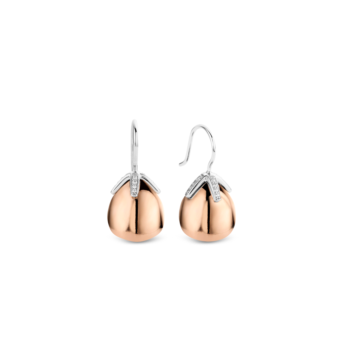 TI SENTO - Milano Earrings 7775SR