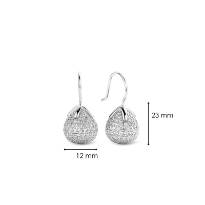TI SENTO - Milano Earrings 7775ZI