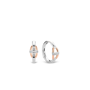 TI SENTO - Milano Earrings 7777ZR