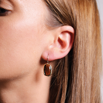 TI SENTO - Milano Earrings 7788TB in use