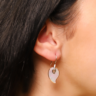 TI SENTO - Milano Earrings 7792MR in use