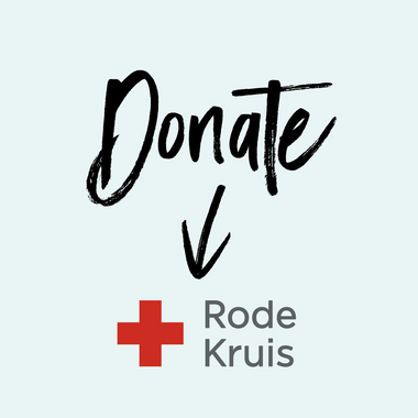 Donation to Red Cross