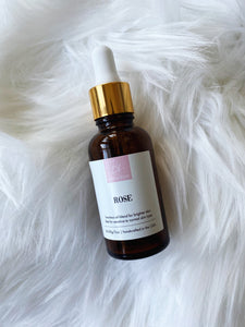 Botanical Infused Serum : Rose