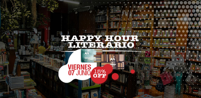 Happy Hour Literario