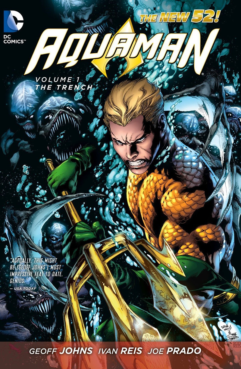 Aquaman vol. 1 - The New 52