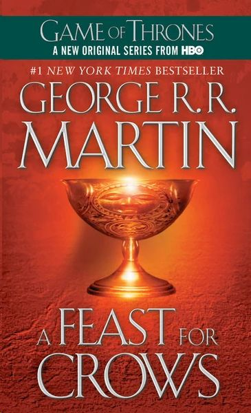 A SONG OF ICE AND FIRE 4: A FEAST OF CROWS, MARTIN, GEORGE R R. - Hombre de la Mancha