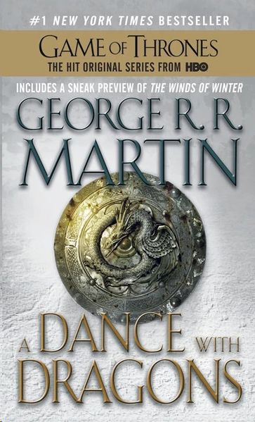 A SONG OF ICE AND FIRE 5: A DANCE WITH DRAGONS, MARTIN, GEORGE R. R. - Hombre de la Mancha