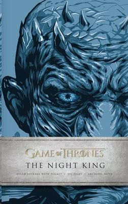 CUADERNO GAME OF THRONES: THE NIGHT KING, INSIGHTS - Hombre de la Mancha