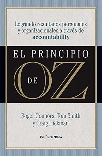 EL PRINCIPIO DE OZ, CRAIG HICKMAN; TOM ROB SMITH; ROGER CONNORS - Hombre de la Mancha