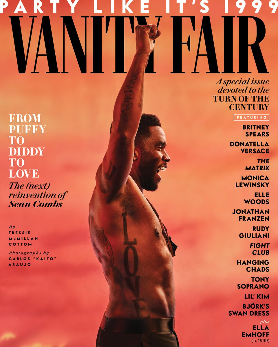 Vanity Fair Magazine Front Cover August 2021