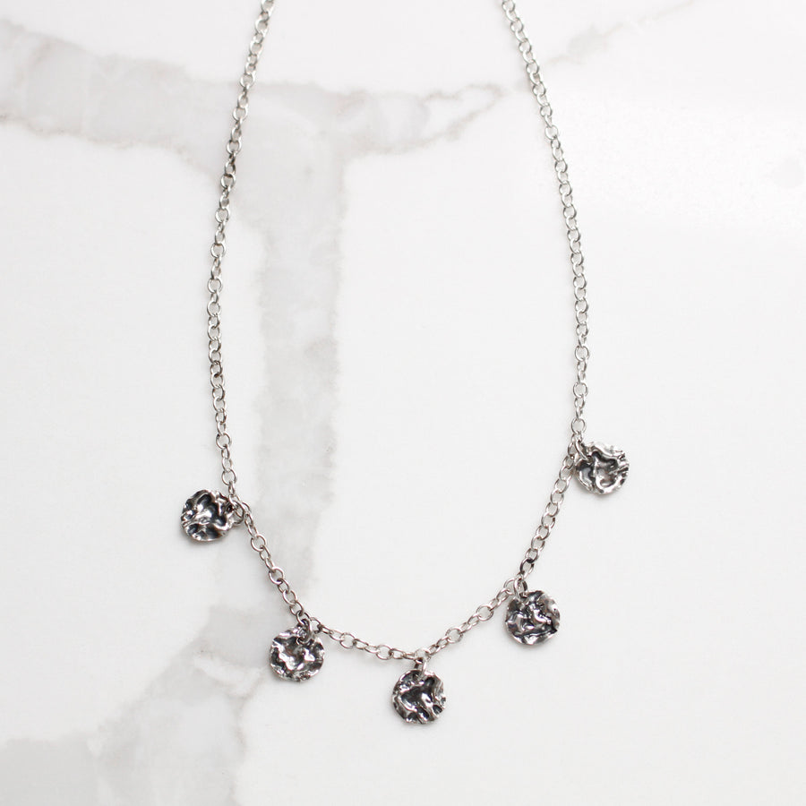 Many Moons Layering Necklace - Amy Jennifer Jewellery