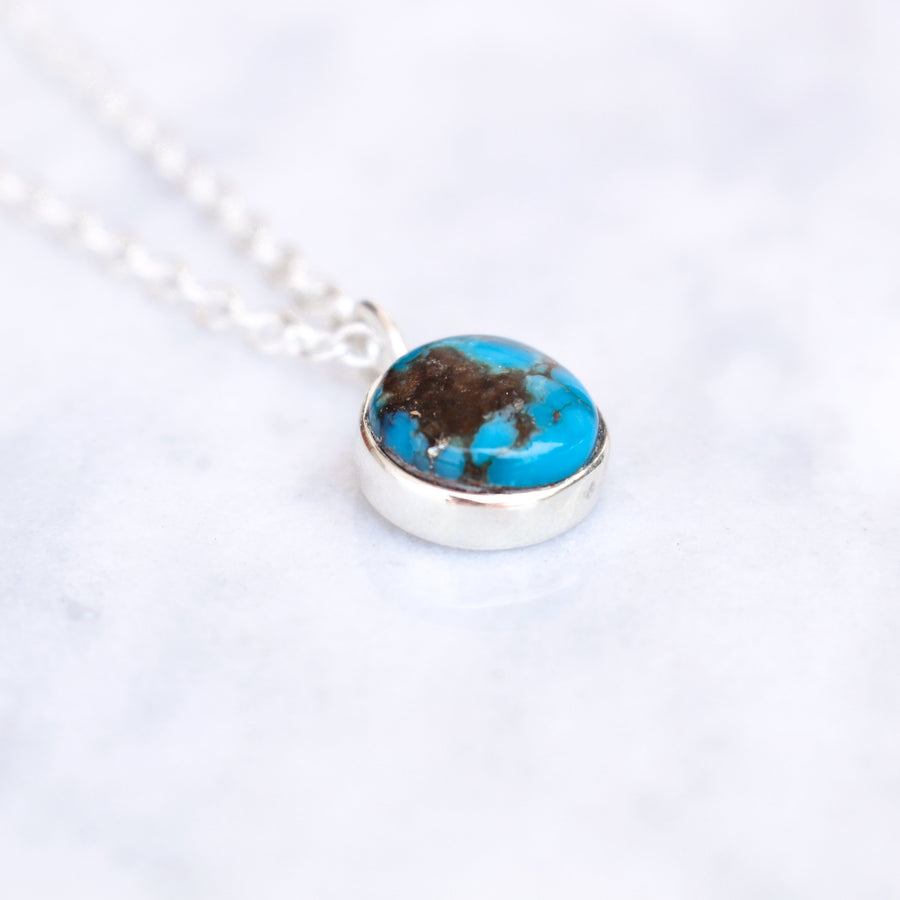 Drop in the Ocean Pendant - Amy Jennifer Jewellery
