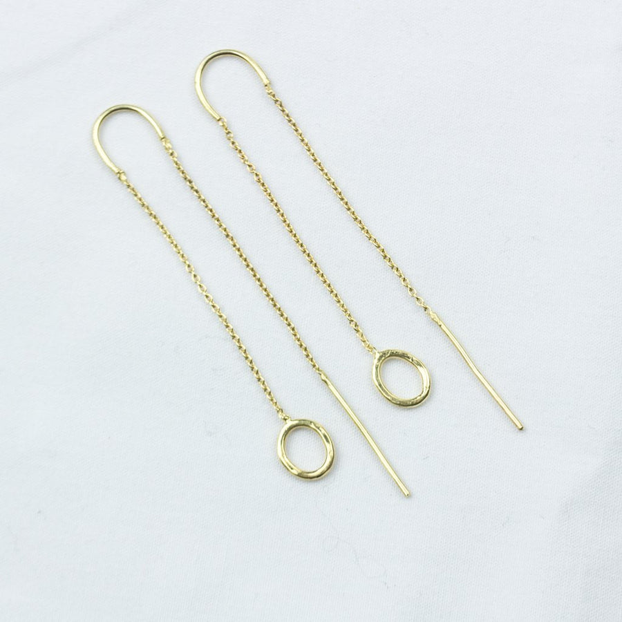Golden Circle Threads - Amy Jennifer Jewellery