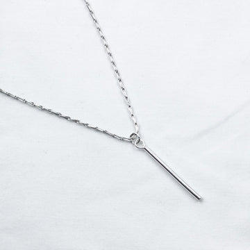 Essentials Silver Drop - Amy Jennifer Jewellery