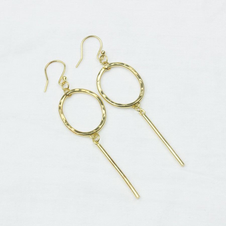 Essential Mix Earrings- Gold - Amy Jennifer Jewellery