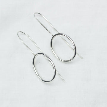 Hooked in Silver - Amy Jennifer Jewellery