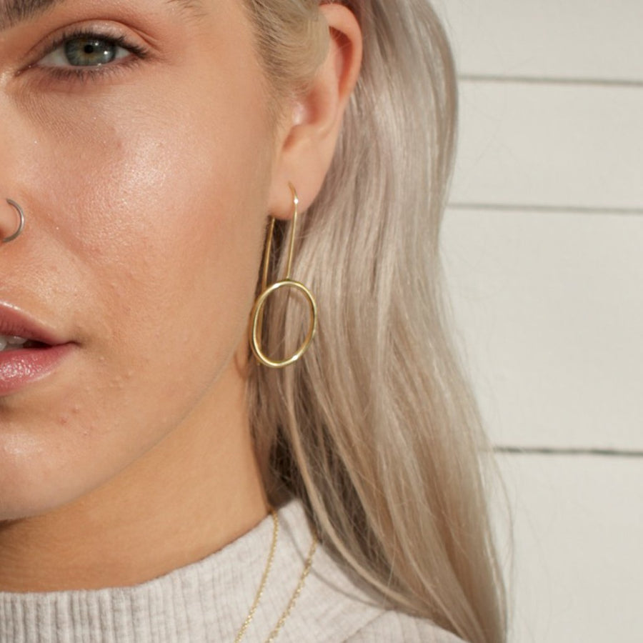 Hooked in Gold - Amy Jennifer Jewellery