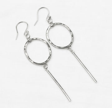 Essential Mix Earrings- Silver